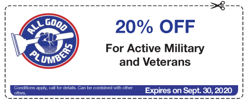Coupon Military Veterans